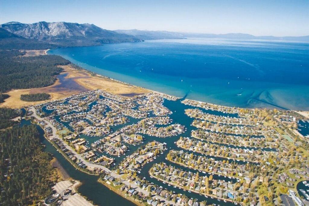 Tahoe Keys water samples have elevated uranium levels